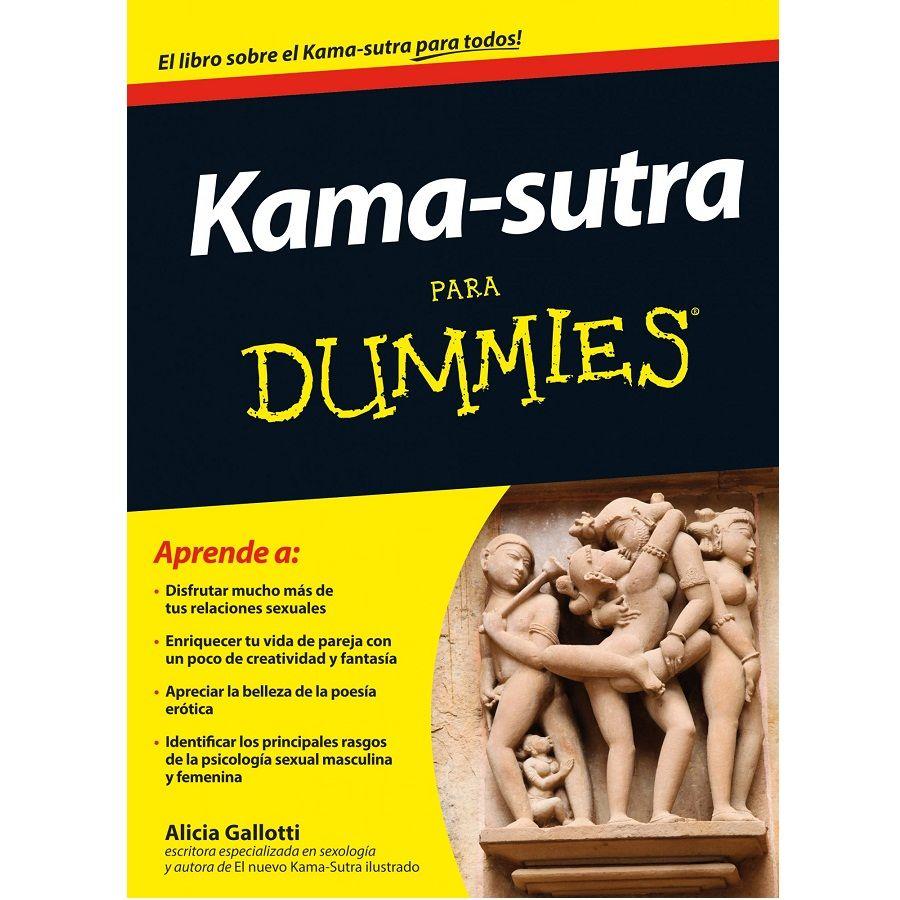 KAMASUTRA PARA DUMMIES ( LIBRO)