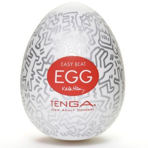 Tenga huevo masturbador party keith haring