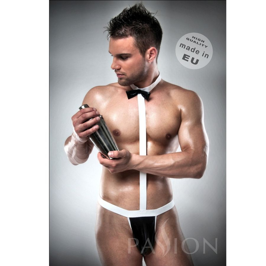 Disfraz komplet 021 sexy camarero by passion men s/m