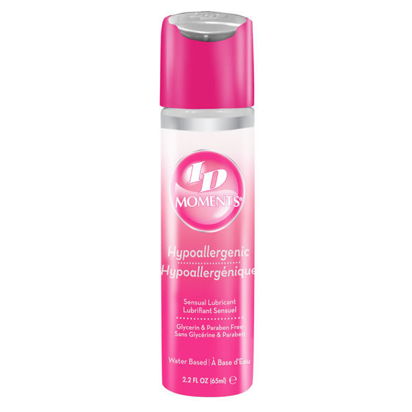 Id lubricante hipoalergenico moments 65ml