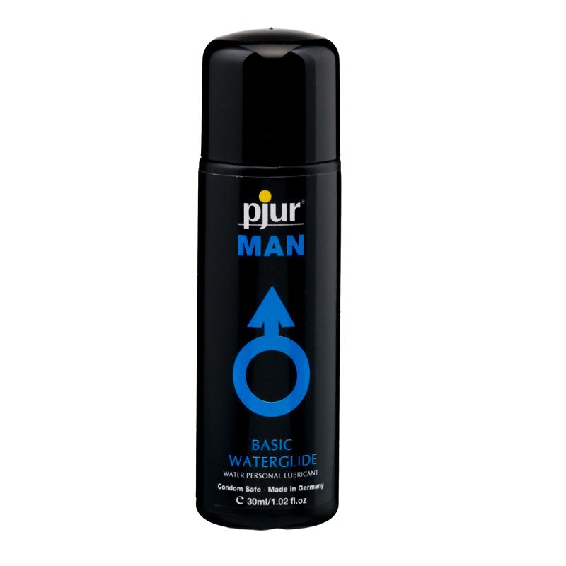 Pjur man basic lubricante base agua 30 ml