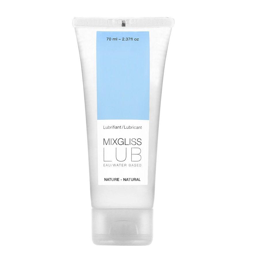 Mixgliss lubricante base de agua natural  70ml