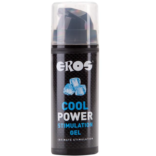 Eros cool power gel estimulante del clitoris efecto frio