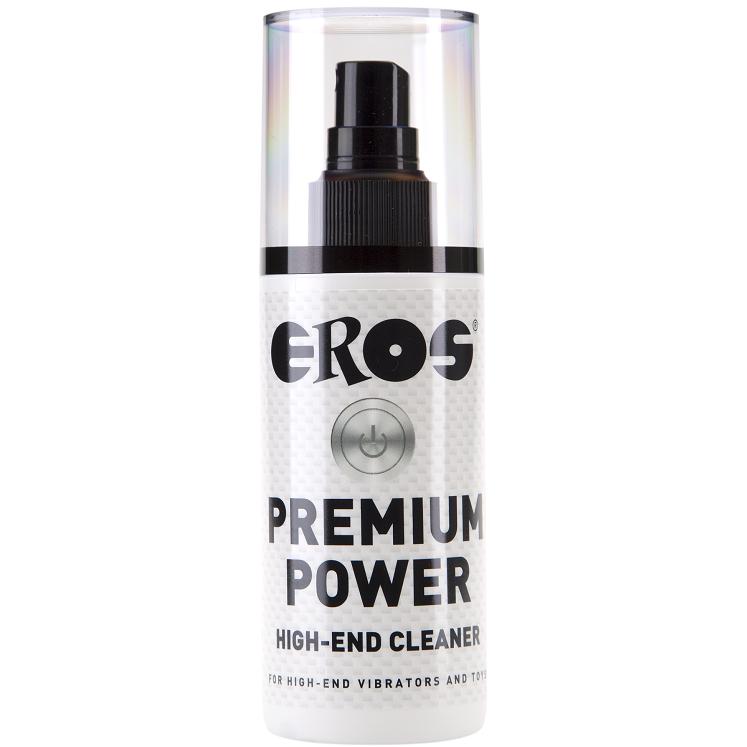 Eros premium power limpiador juguetes alta calidad