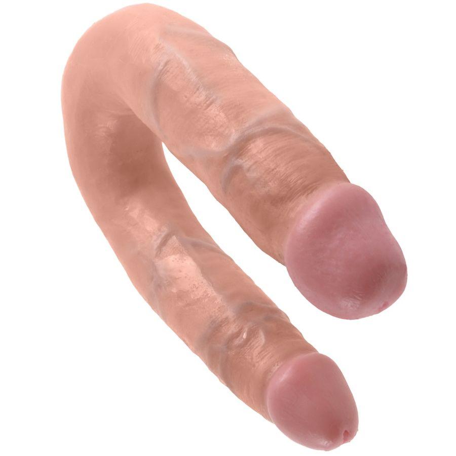 King cock dildo doble penetración 13