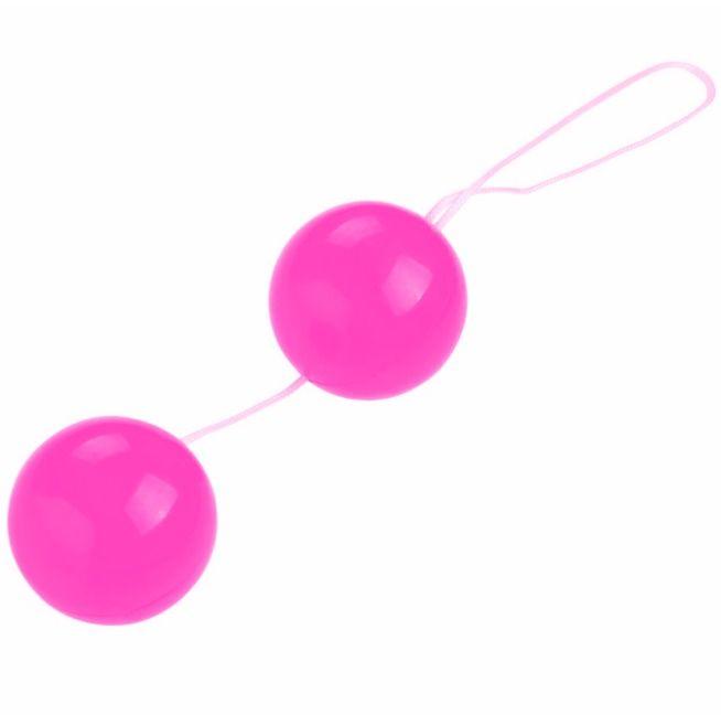 Twins balls bolas chinas rosa unisex
