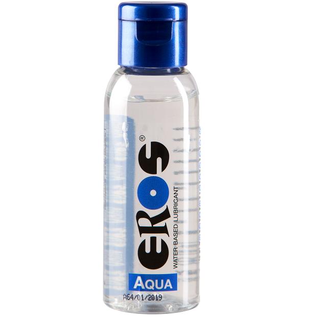 Eros aqua lubricante denso medico 50ml