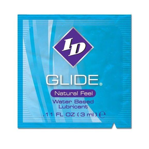 Id lubricante base agua monodosis 3ml