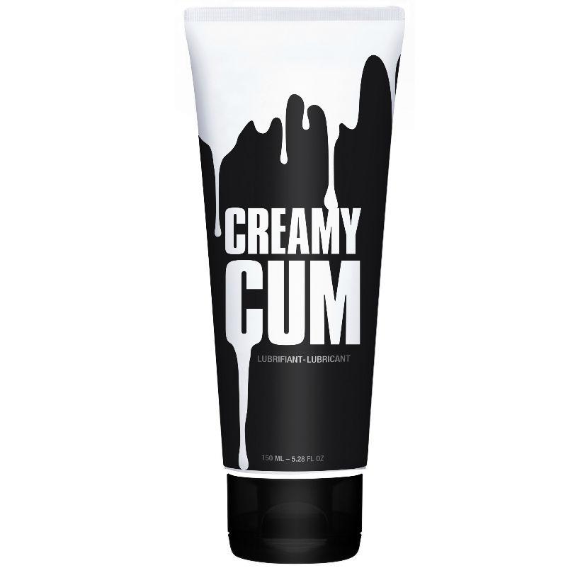 Creamy cum lubricante textura semen 150ml