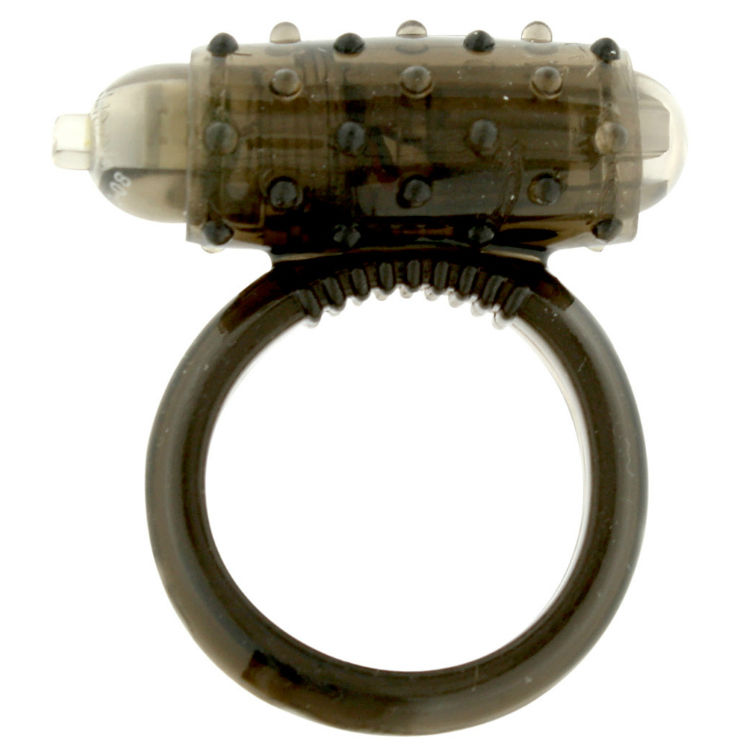 Sevencreations anillo cock ring et gaines black