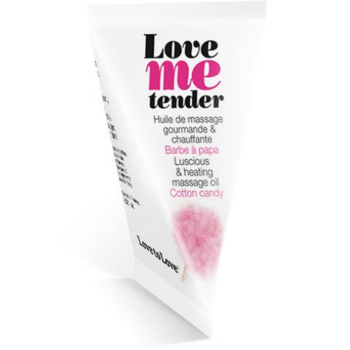 Love me tender aceite masaje sensua estimulante  nubes algodon 10ml