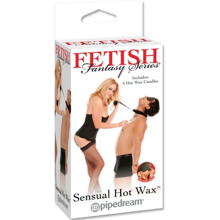 Fetish fantasy series sensual cera caliente