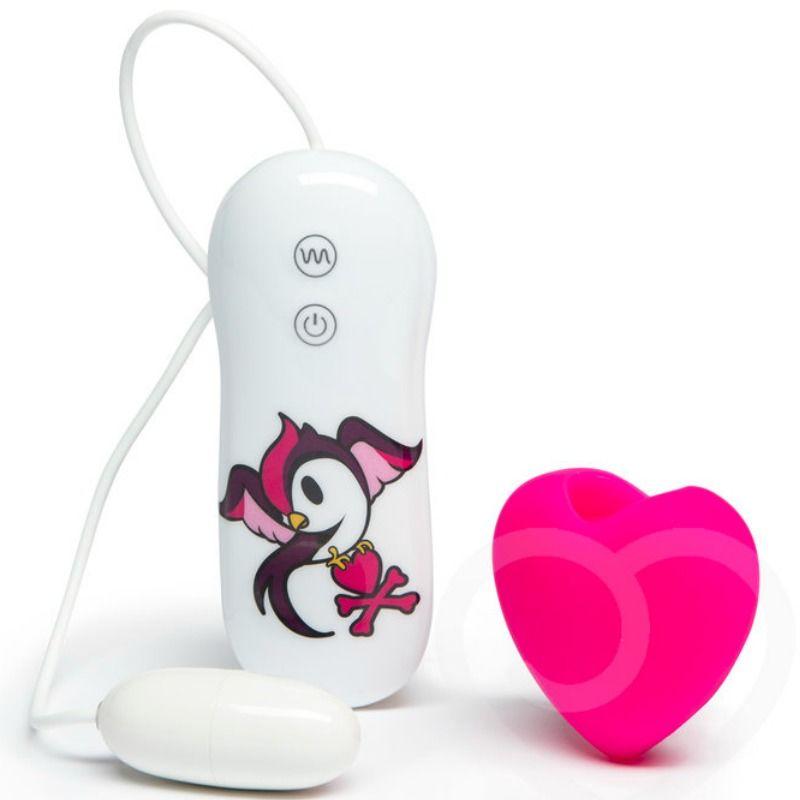 estimulador clitoris tokidoki corazon