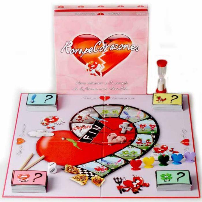 Femarvi juego de mesa para parejas rompecorazones