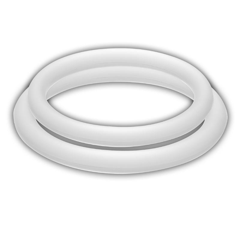 Potenz duo anillos pene talla m blanco