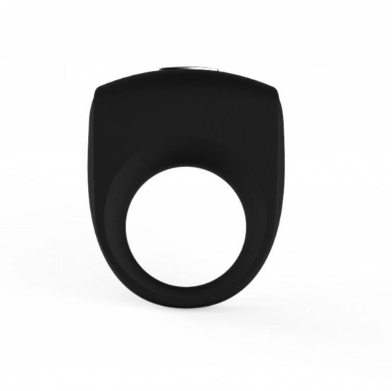 Bgt  anillo vibrador negro