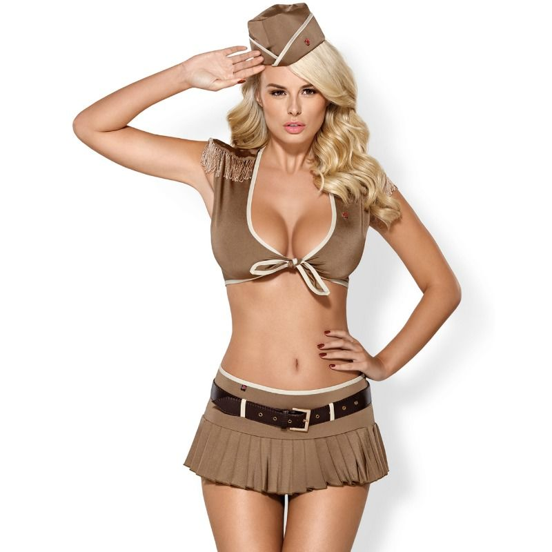 Obsessive disfraz militar 814-cst-4 talla l/xl