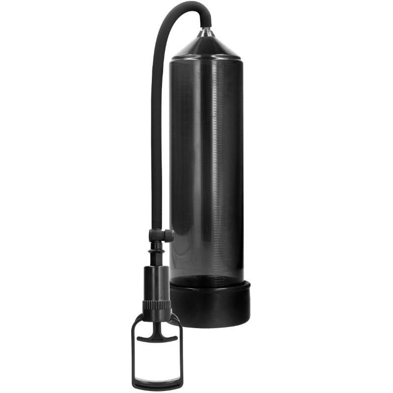 Pumped - bomba ereccion principiantes comfort beginner pump - negro