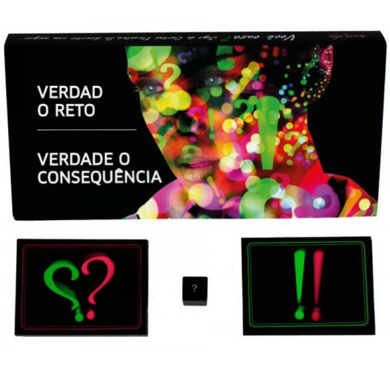 SECRETPLAY JUEGO VERDAD O RETO