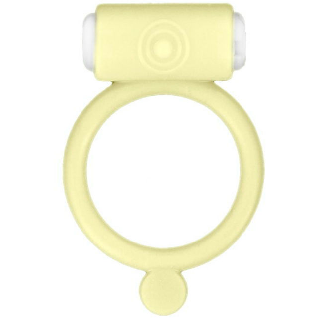 Glamy anillo amarillo