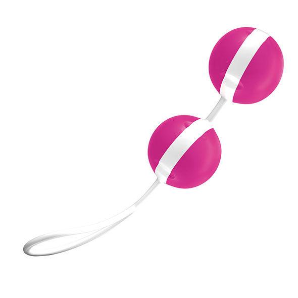 Joyballs bolas chinas rosa intenso