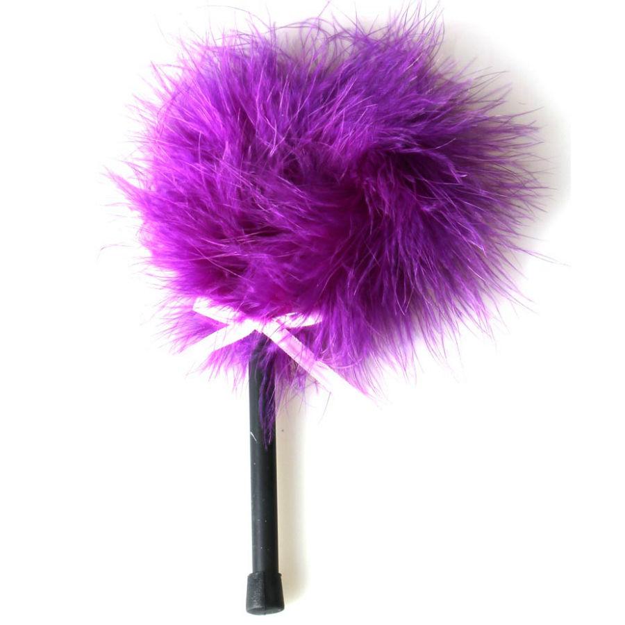 Plumero marabu secret play lila
