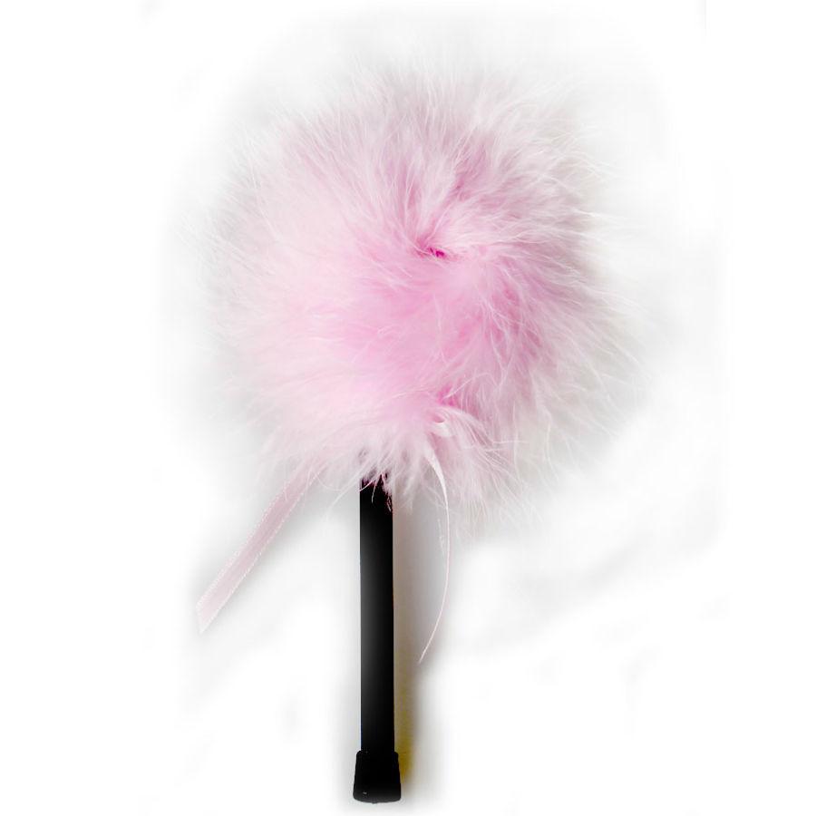 Plumero marabu secret play rosa