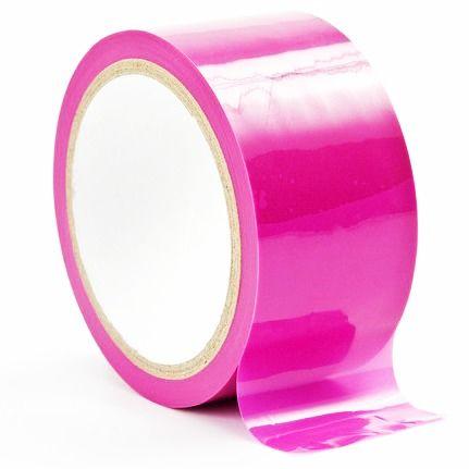 Cinta para juegos bondage rosa
