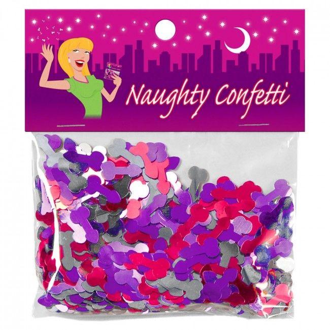 Kheper games naugthy confeti forma pene