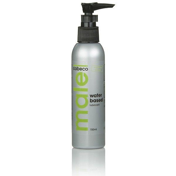 Male lubricante base agua 150 ml