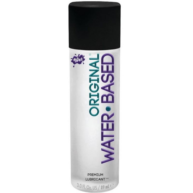 Wet original lubricante base de agua 89 ml