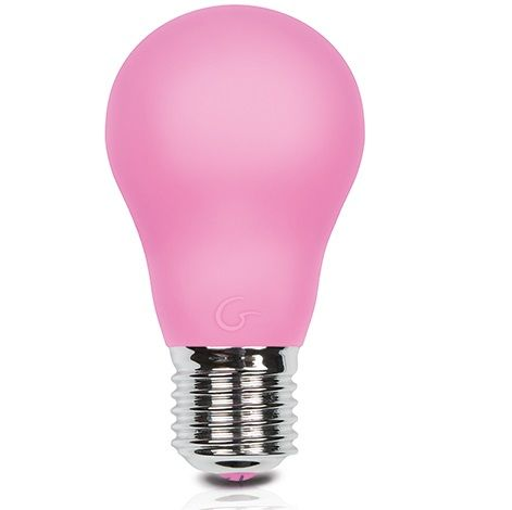 Funtoys g-vibe estimulador g-bulb cotton candy