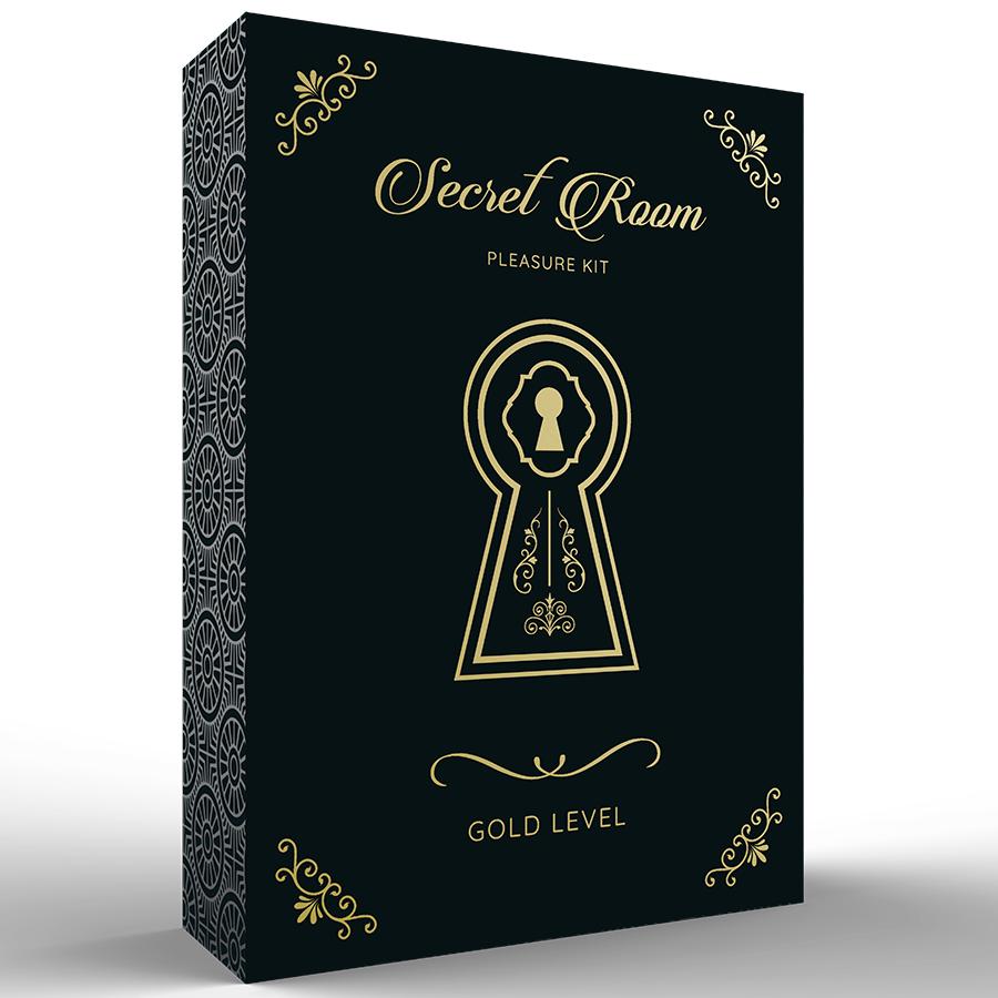 SECRET ROOM PLEASURE KIT GOLD NIVEL 1