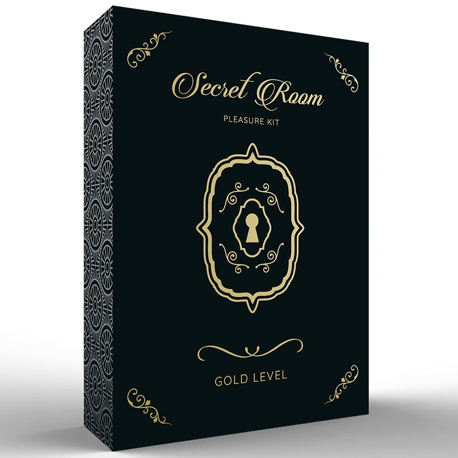 SECRET ROOM PLEASURE KIT GOLD NIVEL 2