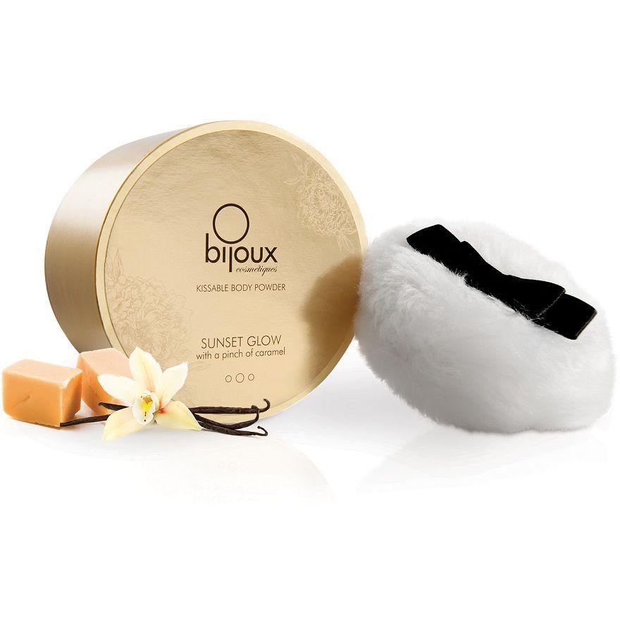 Bijoux polvos comestibles corporales de caramelo