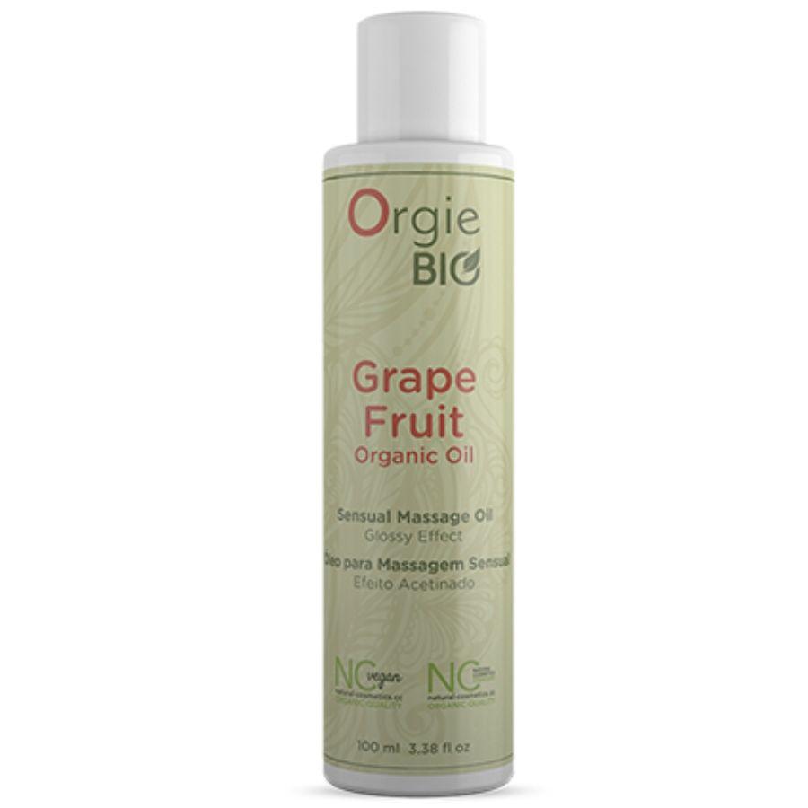 Orgie aceite masaje organico pomelo 100 ml