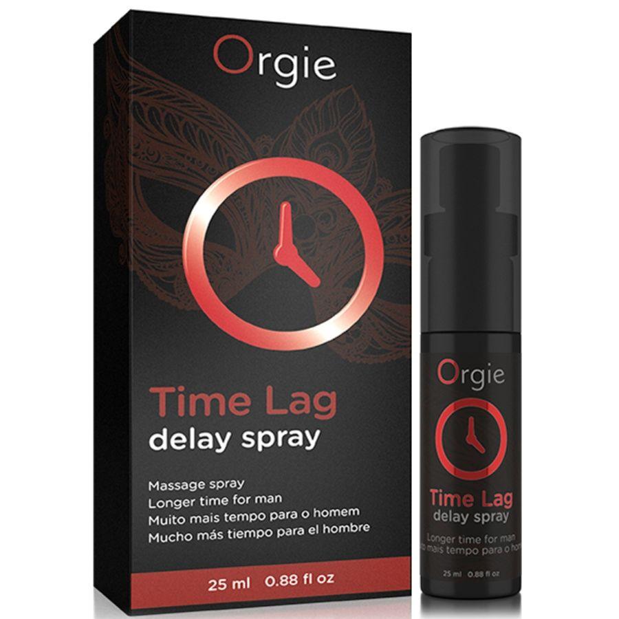 ORGIE TIME LAG SPRAY RETARDANTE PARA HOMBRES 25 ML