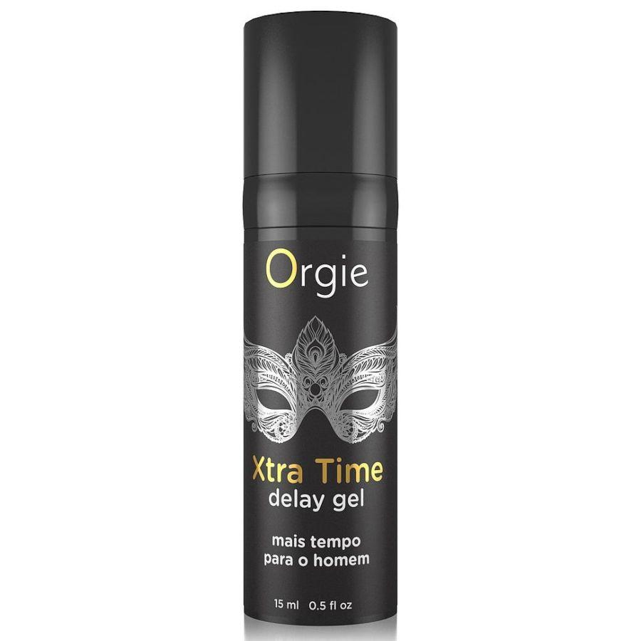 ORGIE XTRA TIME GEL DESENSIBILIZANTE PARA HOMBRES 15 ML