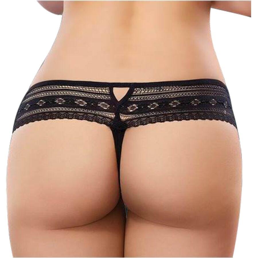 Queen lingerie panties de encajes s/m