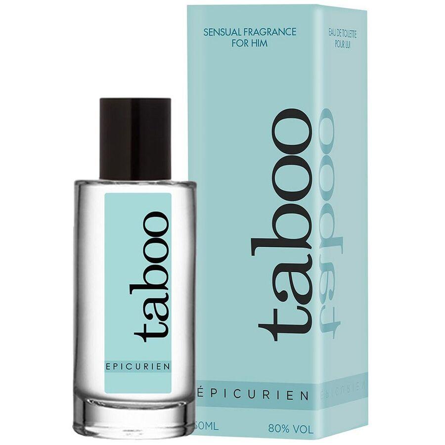 Taboo epicurien perfume con feromonas para él