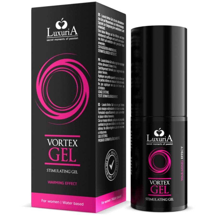 VORTEX GEL EFECTO CALOR  30 ML