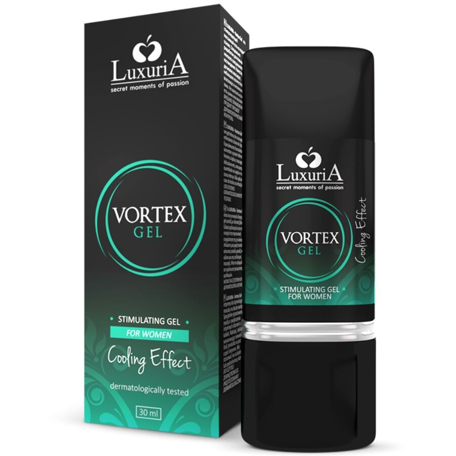 VORTEX GEL COOLING EFFECT GEL EFECTO FRIO 30 ML