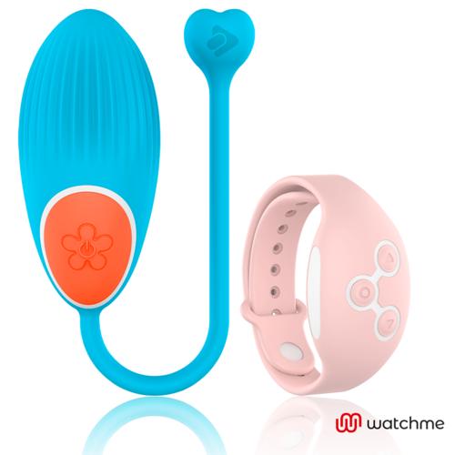 WEARWATCH EGG WIRELESS TECHNOLOGY WATCHME BLUE / PINK - International Dreamlove S.L.